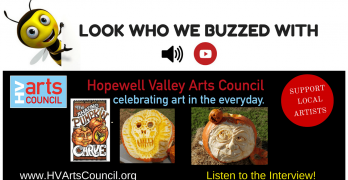 Hopewell Valley Arts Council Recycle their Dollars