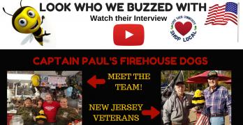 CAPTAIN PAUL'S FIREHOUSE DOGS – A Veterans Story