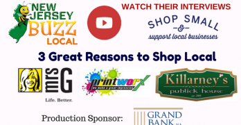 3 GREAT REASONS TO SHOP LOCAL