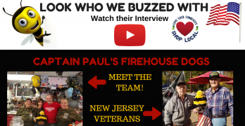 CAPTAIN PAUL'S FIREHOUSE DOGS – A Veterans Story