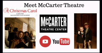 It's not Christmas at McCarter without a Carol!