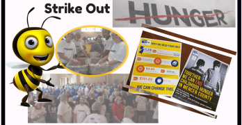 Help Strike Out Hunger in Mercer County June 27th