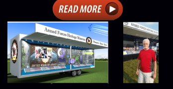 Armed Forces Heritage Museum comes to you!