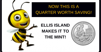 NEW JERSEY MAKES HISTORY ON U.S. QUARTER