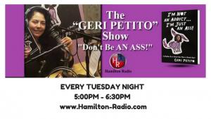 It's The Geri Petito Show