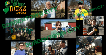 Bordentown Gets Their Green On
