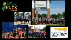 NJ Torch Run for Special Olympics 2018