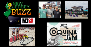 Coquina Jam Surf's Up for Cancer Charity