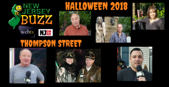 Whose Behind the Halloween Spooktacular of Thompson Street