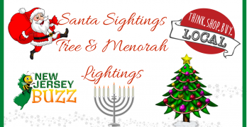Tree Lightings, Santa Sightings and Menorah Festivities
