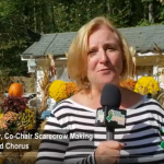 Scarecrows + Acapella = great story