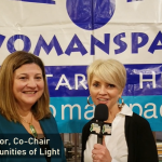 Buzzing Mercer County – Lighting Up to end Domestic Violence