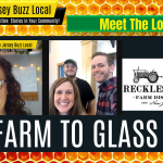 Farm To Glass – Recklesstown Distillery Open