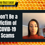 Don't Be a Victim of COVID-19 Scams