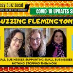 Buzzing Flemington