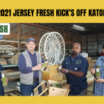 2021 JERSEY FRESH SEASON KICKS OFF AT KATONA FARM, CHESTERFIELD, NJ