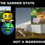 We are The Garden State, NOT a Warehouse State